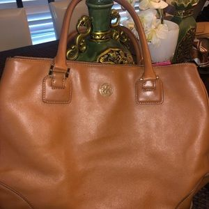 Tory burch tote purse